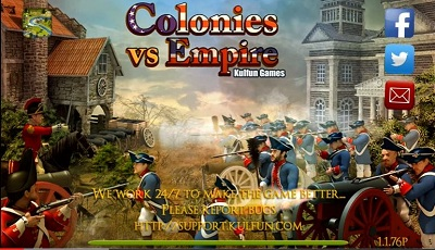 Colonies vs Empire logo