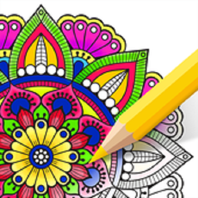 Coloring Book - Mandalas