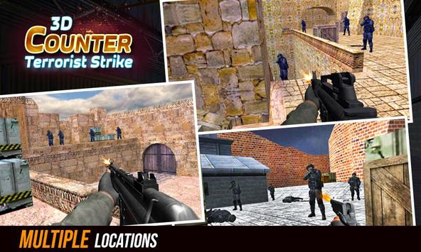 Counter Terrorist Strike 3D 2