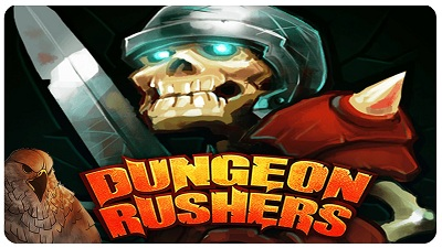 Dungeon Rushers logo