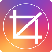Insta Square Maker Color Photo