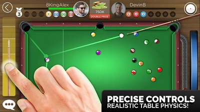 Kings of Pool - Online 8 Ball 1