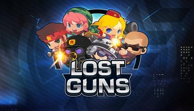 LOSTGUNS Multiplayer Shooting