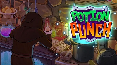 Potion Punch logo