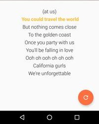 QuickLyric Instant Lyrics1