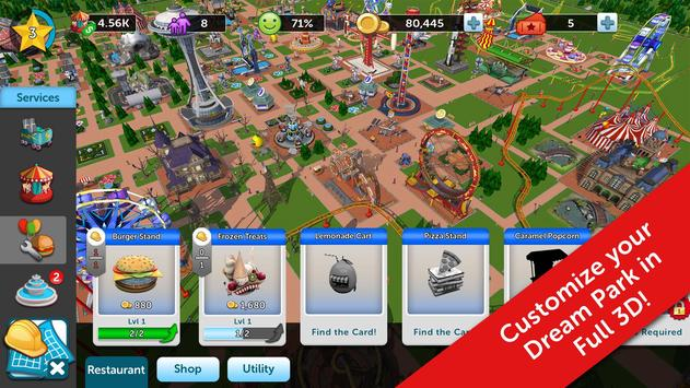 RollerCoaster Tycoon Touch 3
