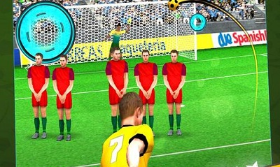 Shoot Goal - World Cup Soccer