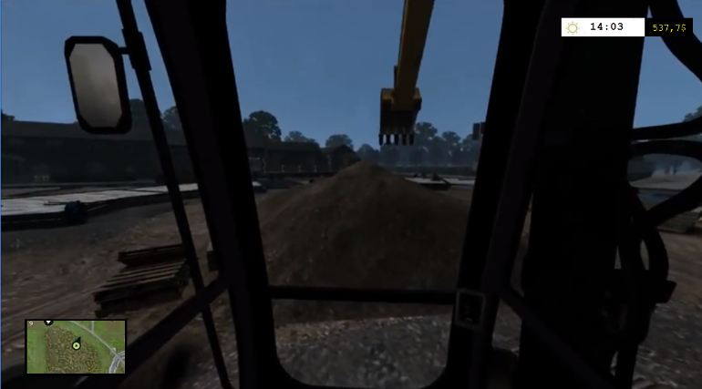 Simulator Construction 2017 HD 3
