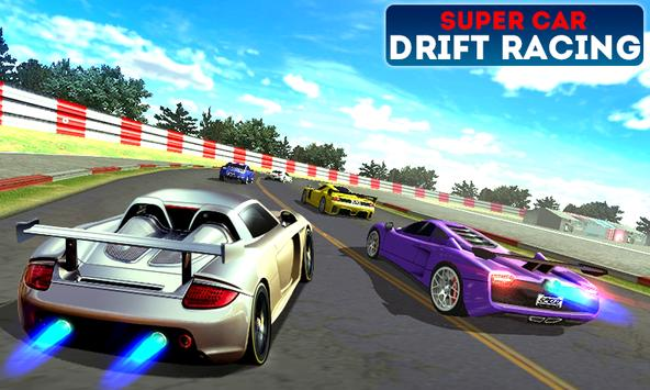 Super Drift Racing 4