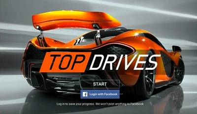 Top Drives logo