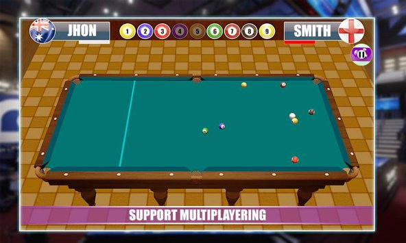 9 Ball Pool Snooker 2017 2