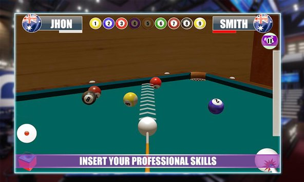 9 Ball Pool Snooker 2017 3