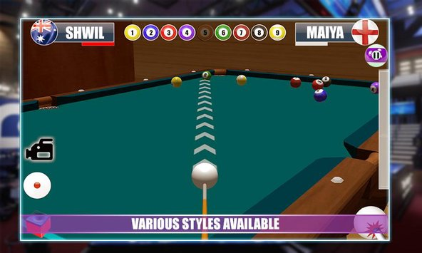 9 Ball Pool Snooker 2017 4