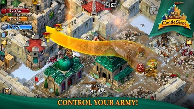 Age of Empires Castle Siege1