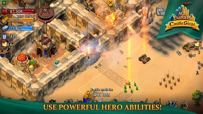 Age of Empires Castle Siege4
