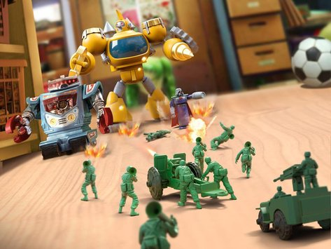 Army Men Strike 2