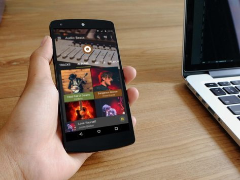Audio Beats Music Player10