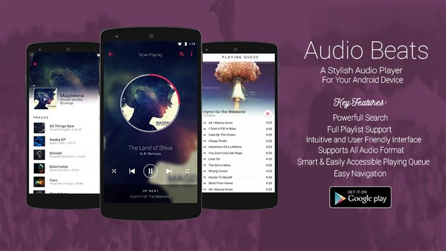 Audio Beats Music Player8