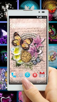 Butterfly Fashion Wallpapers1