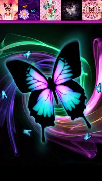 Butterfly Fashion Wallpapers2