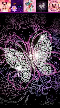 Butterfly Fashion Wallpapers4