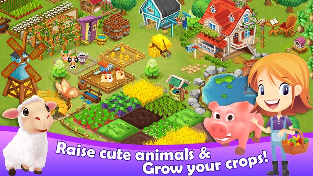 Country Farm Tycoon Simulation1