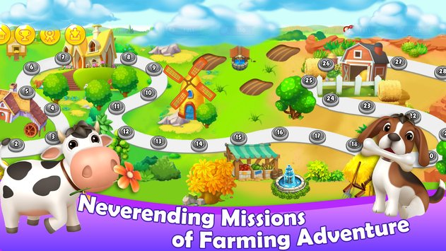 Country Farm Tycoon Simulation2