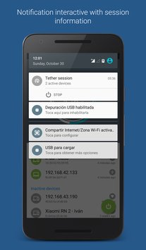 Data Sharing Tethering8