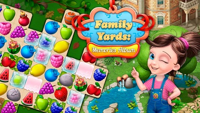 Family Yards Memories Album1