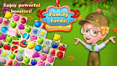 Family Yards Memories Album2