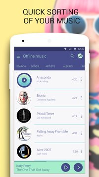 Go Music Player2