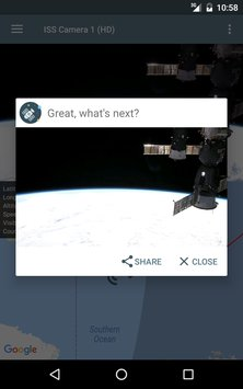 ISS Live HD Earth viewing10