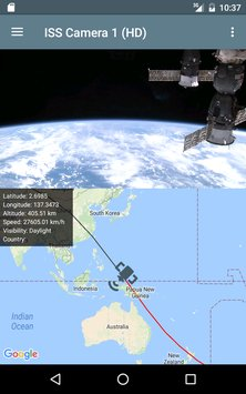 ISS Live HD Earth viewing12
