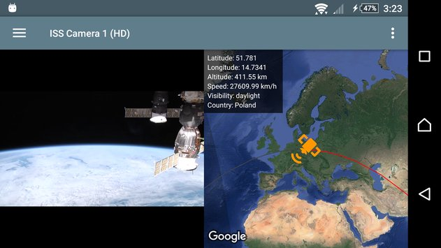 ISS Live HD Earth viewing6