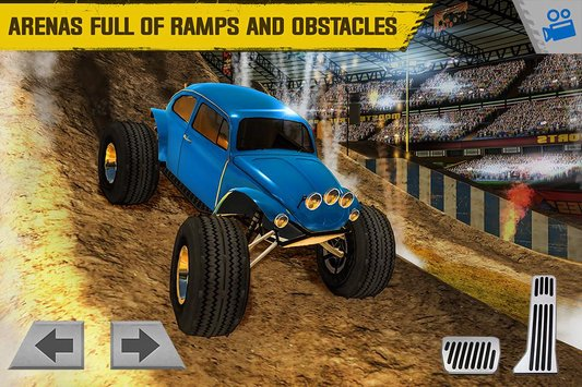 Monster Truck Arena Driver 2