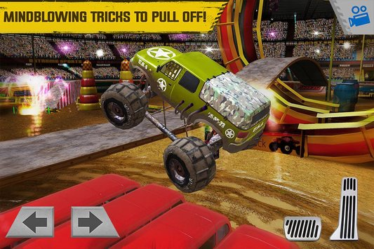 Monster Truck Arena Driver 3