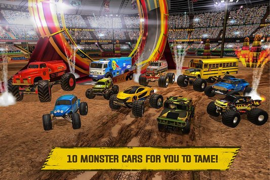 Monster Truck Arena Driver 4