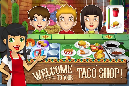 My Taco Shop - Store Manager 1