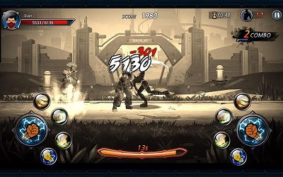 One Finger Death Punch 3D3