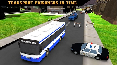 Police bus prison transport 3D .jpg 9