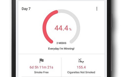 Quit Tracker Stop Smoking