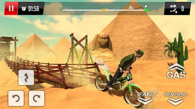 Racing On Bike Extreme 3