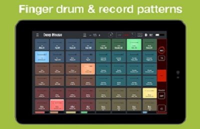 Remixlive drum play loops