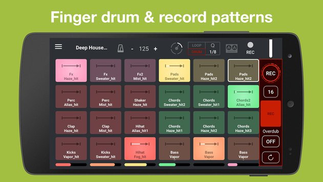 Remixlive drum play loops2