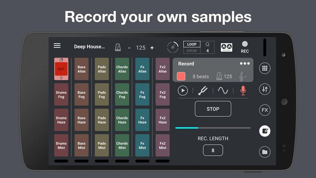 Remixlive drum play loops7