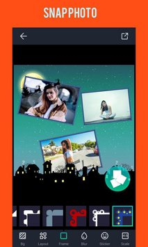Snap Pic Collage Photo Editor2