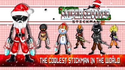 Sniper Shooter Stickman 2 Fury3