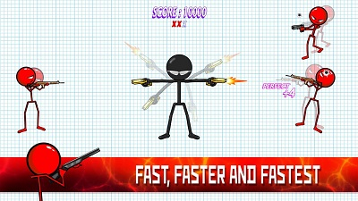 Sniper Shooter Stickman 2 Fury5