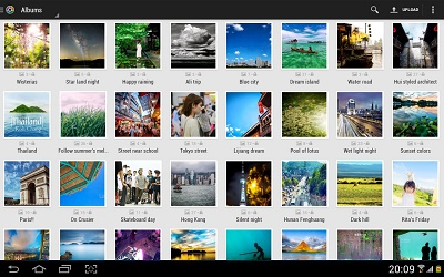Tool for Google Photo Picasa