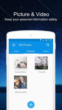 365 Privacy AppLock Vault2